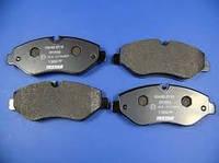 Колодки тормозные дисковые на (Мерседес Спринтер)MERCEDES-BENZ SPRINTER
