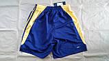 Шорты Adidas игровые сине-желтые 563324, фото 3
