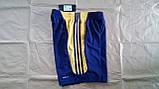 Шорты Adidas игровые сине-желтые 563324, фото 2