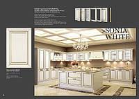 Sonia White, Stival, мебельные фасады, stival, sonia, sabrina, serena, sandra
