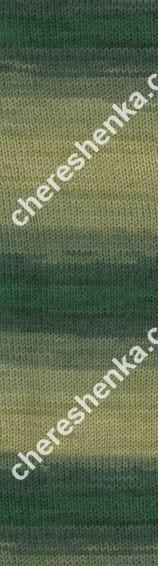 Нитки Alize Superlana Klasik Batik 4840
