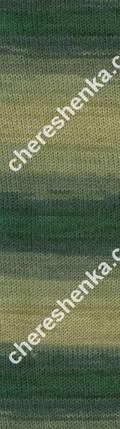 Нитки Alize Superlana Klasik Batik 4840, фото 2