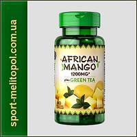 Puritans Pride African Mango Extract Plus Green Tea 60caps