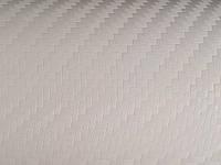 Виниловая пленка под карбон 3M 1080-CF10 Carbon Fiber White