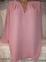 Женская блузка(р. 48-50) №6054