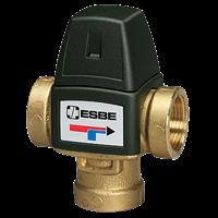 """ESBE VTA 321 Rp 1/2"""" 20-43°С kvs 1.5 термостатический смесительный клапан"""