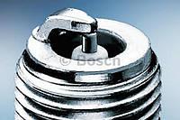Свеча w07cs 0.6 silver (производство Bosch ), код запчасти: 0241274505
