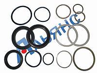 Ремкомплект гидроцилиндра поворота Т-150К н/о,  ХТЗ-170, БДТ-7 (Ц80.50.280)  (арт.325)
