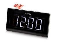 Радиочасы - будильник VITEK VT-3517 BK