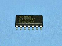 Микросхема 4013 /HEF4013BT(smd)  so14  NXP