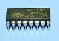 Микросхема 4014 /HCF4014BE  dip16  STM