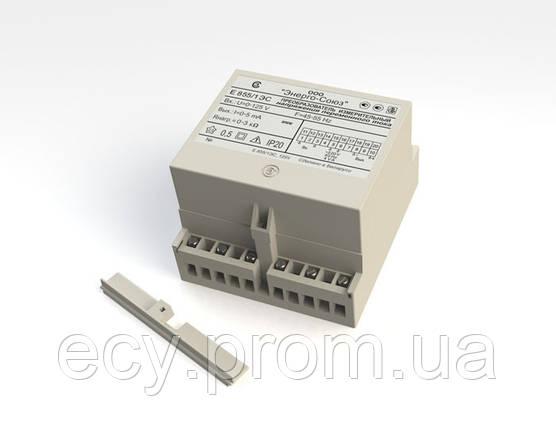 Е 855/3ЭС Преобразователи измерительные напряжения переменного тока, фото 2