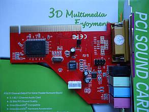Звуковая карта PCI внутренняя  Creative Sound, фото 2