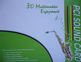 Звуковая карта PCI внутренняя  Creative Sound, фото 3