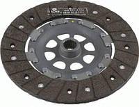 Диск сцепления ведомый Audi, Skoda, VW (производство Sachs ), код запчасти: 1864 528 441