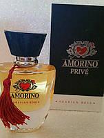 Нішева парфумована вода унісекс Amorino Arabian Rose 50ml