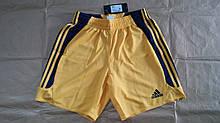 Шорты игровые желто-синие Adidas ФК Металлист 563301