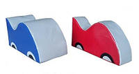Модульный набор Машинки (мягкие модули для детей)