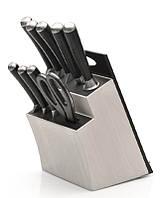 Набор ножей в колоде Auriga, 11 пр. кованная ручка 2303320
