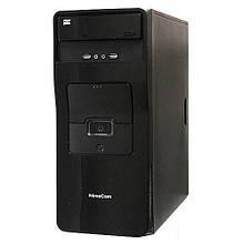 Корпус для ПК FrimeCom LB058 BL Black/Black 400W