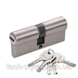 Цилиндр GreenteQ, 40х50 мм, 3 английских ключа