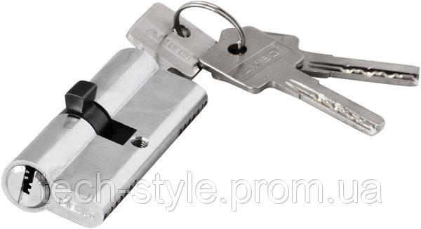Цилиндр 40х40 мм, 3 английских ключа с стальной ручкой