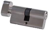 Цилиндр с воротком 45х45 мм, 5 лазерных ключей c пластиковой ручкой