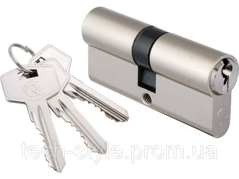 Цилиндр GreenteQ, 35х55 мм, 5 английских ключей