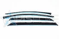 Ветровики на окна Audi Q7 2005-2010, с 2010