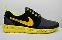Детские подростковые кроссовки Nike Roshe run опт