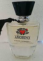 Нішева парфумована вода унісекс Amorino Black Cashmere 50ml