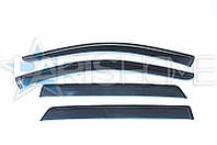 Ветровики на окна Toyota Auris 2007–2010
