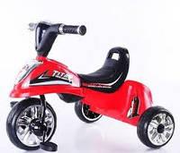 Трёхколёсный велосипед bambi м 5343 titan красный