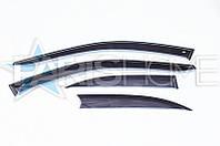 Ветровики на окна Nissan Tiida с 2004 Седан