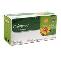 Картридж тонерный Colorpoint для HP CLJ CP1215/CP1515 Yellow аналог CB542A (WWMID-67753)