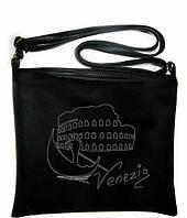 d25456934eca Женская сумка-планшет черная в Украине. Сравнить цены, купить ...