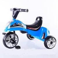 Трёхколёсный велосипед bambi м 5344 titan голубой