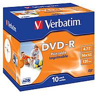 Диски оптические Verbatim CD-R 700Mb Audio Live it