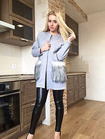 Женский модный пиджак АШ214, фото 1