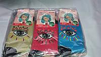 Детские подростковые носки для девочек, упаковкой 12 шт