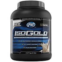 Протеин изолят Iso Gold (2,27 kg )