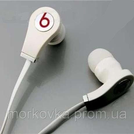 🔥✅ Наушники Monster Beats by Dr.Dre Tour White, белые