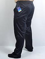 Брюки спортивные мужские - эластик 3 кармана, фото 3