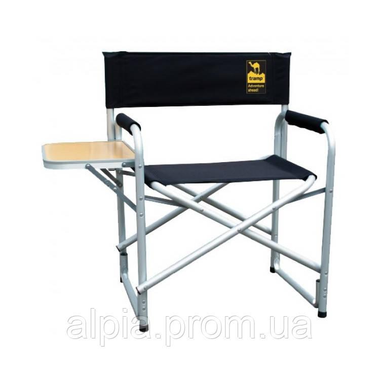 Директорский стул с полкой-столом Tramp TRF-002