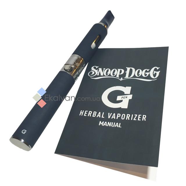 Инструкция вапорайзера Snoop Dogg