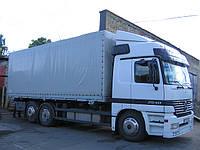 Тент на грузовой автомобиль