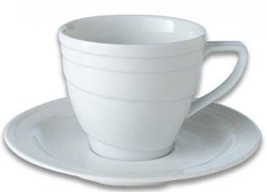 Чашка с блюдцем BERGHOFF Hotel 1690216 (0,1 л)