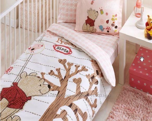 Постельное белье для младенцев ТАС Winnie Tweet Bab
