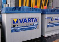 Аккумулятор 6ст-60, 540А  varta (варта) Blue Dynamic -/+ (код 560410054)