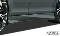 """RDX Пороги AUDI A3-8P Sportback """"Turbo"""""""